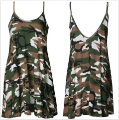 Camouflage dress Camouflage S