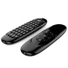 Wireless Keyboard Gyroscope 3D Motion Sensor Stick Microphone for Phone TV