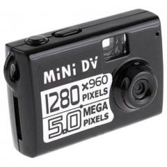 5MP HD Mini DV Digital Camera Video Sound Recorder Camcorder Pocket DV Webcam DVR 1280x960P