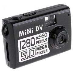 5MP HD Mini DV Digital Camera Video Sound Recorder Camcorder Pocket DV Webcam DVR 1280x960P Sport DV