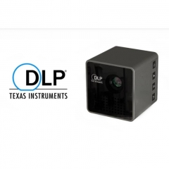 UNIC Home/Office Portable Mini WiFi Micro Led Dlp Smart Phone Projector Home Media Theatre