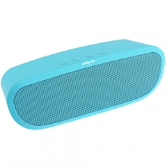 New Wireless Subwoofer Bluetooth Speaker Portable Stereo Music Player Support TF Card USB blue mini