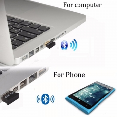Wireless USB Bluetooth Adapter V4.0 For Computer PC Laptop