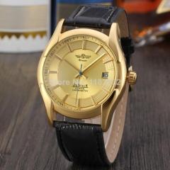 WINNER 2017 new men's gold machinery, luxury, top mechanical watches, the most hot golden