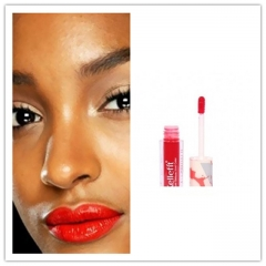 Lip Gloss Liquid Nondiscolouring Lipstick Long Lasting Cosmetic Makeup red