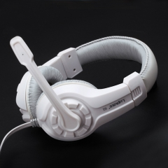 Headphones Wearing style computer Mobile phone headset game music Subwoofer Microphone