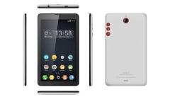 VTWO TICHIPS T705Plus 3G Wifi Android Tablet Tab Pad 7 inch 1GB RAM 16GB ROM Dual SIM Card Phablet white
