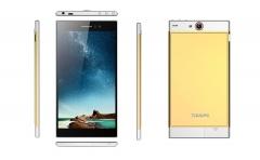 VTWO TICHIPS T801 3G Wifi Android Tablet Tab Pad 6.95 inch 1GB RAM 16GB ROM Dual SIM Card Phablet gold