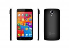 "KENXINDA A6, 5"" Screen, 8GB ROM, 1GB RAM, 5MP Camera, Dual SIM black"