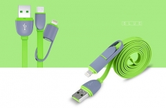 KilisunTech Cable USB Charger line 1M Length 2.1A Usb Charger wire Sync Data Cable For smartphone
