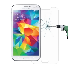 50 PCS For iPhone SE & 5 & 5S & 5C 0.26mm 9H Surface Hardness 2.5D Explosion-proof Tempered Glass