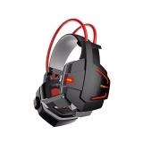 headset Internet cafe computer games headphone Black