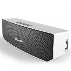 Bluetooth speaker Portable Wireless speaker Home Theater Party Speaker Sound System 3D stereo Music white 5v #01
