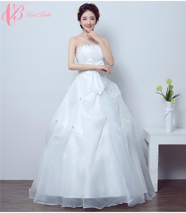 Lace appliqued off-shoulder bridal gown princess wedding dress ...