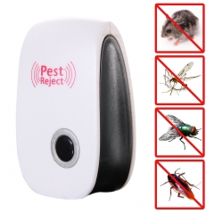 Electronic Ultrasonic Rat Mouse Repellent Anti Mosquito Repeller Killer Rodent Pest Bug Mole Reject