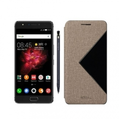 "INFINIX Note 4 Pro + X Pen & Flip Cover - 5.7"" - 32GB - 3GB RAM - 13MP Camera - Dual SIM - 4G LTE Black"