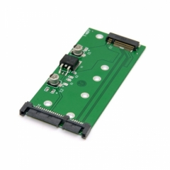 CHENYANG M.2 NGFF PCI-E 2 Lane SSD to 7mm 2.5