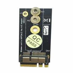 CHENYANG BCM94360CS2 BCM943224PCIEBT2 Wireless Card to NGFF M.2 Key A/E Adapter for Macbook OS CHENYANG