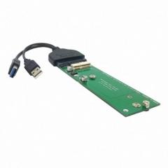 CHENYANG USB 3.0 to Macbook Air 2011 2012 SSD & USB 3.0 to SATA 22pin 2.5