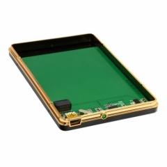 CHENYANG WD5000MPCK SFF-8784 SATA Express to USB 3.0 Hard Disk Case Enclosure for UltraSlim Hard Disk SSD WD5000M22K WD5000M21K