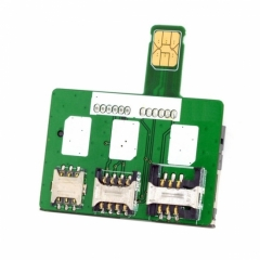 CHENYANG SIM Activation Tools Card Converter to Smartcard IC Card Extension for Standard Micro SIM Card and Nano SIM Card Adapter Kit CHENYANG